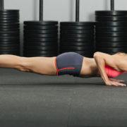 female pushup image