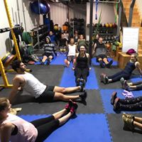 Group fitness fun at our Brisbane northside gym