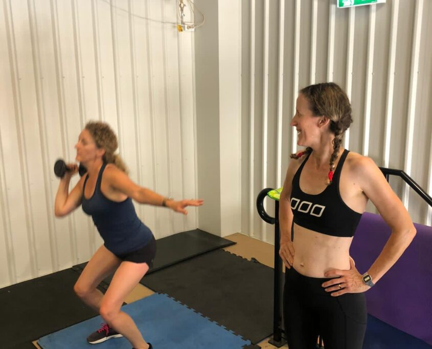 Workouts are lots of fun at our Kedron gym
