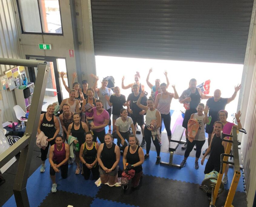 Join our fitness community at Achieving You
