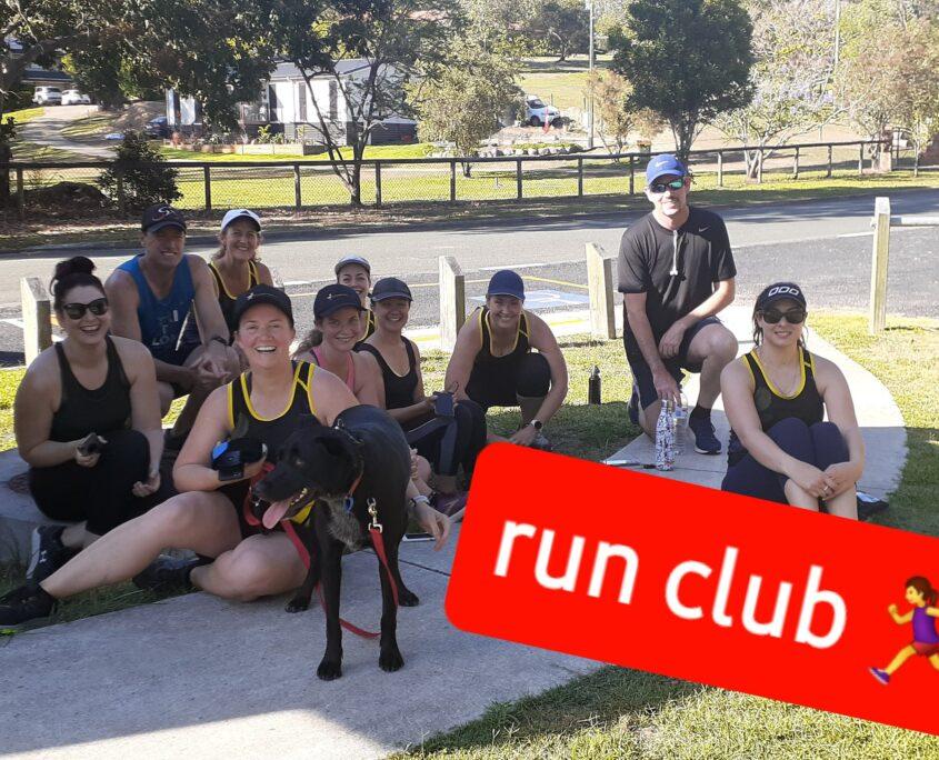 Join Brisbane's favourite run club