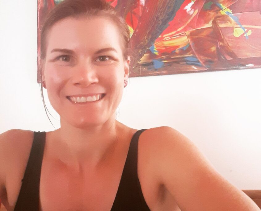 Meet Janet, personal trainer at Achieving You