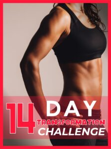 14 day challenge at our Kedron Gym